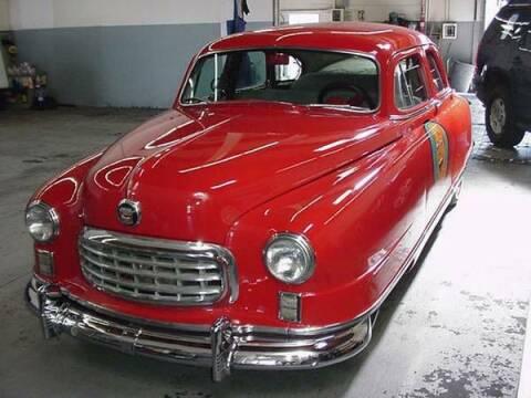 1949 Nash Sedan for sale at Haggle Me Classics in Hobart IN