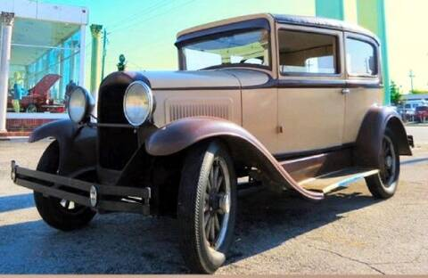 1929 Willys Whippet for sale at Haggle Me Classics in Hobart IN