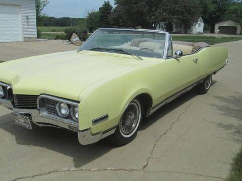 1967 Oldsmobile Ninety-Eight for sale at Haggle Me Classics in Hobart IN