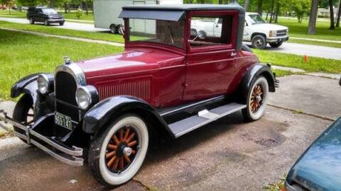 1928 Willys Overlander for sale at Haggle Me Classics in Hobart IN