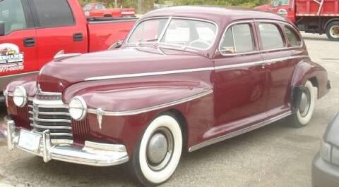 1941 Oldsmobile Sedan for sale at Haggle Me Classics in Hobart IN