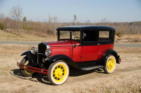 1931 Ford Model A for sale at Haggle Me Classics in Hobart IN