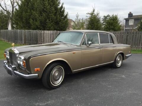 1970 Rolls-Royce Silver Shadow for sale at Haggle Me Classics in Hobart IN