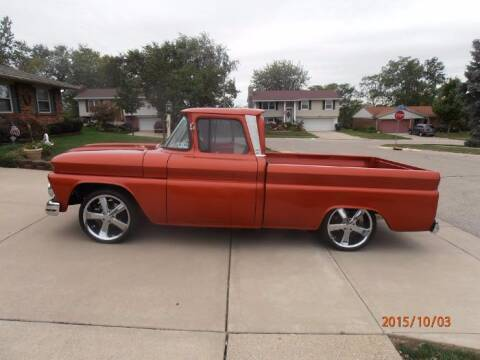 1963 Chevrolet C/K 1500 Series for sale at Haggle Me Classics in Hobart IN