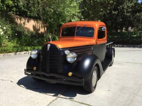 1938 Ford F-100 for sale at Haggle Me Classics in Hobart IN