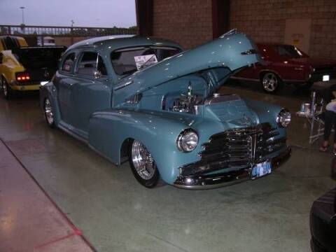 1947 Chevrolet Fleetmaster for sale at Haggle Me Classics in Hobart IN