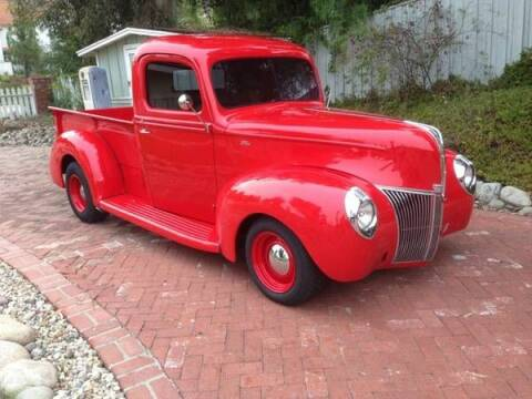 1940 Ford F-150 for sale at Haggle Me Classics in Hobart IN
