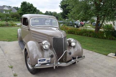 1936 Ford Deluxe for sale at Haggle Me Classics in Hobart IN