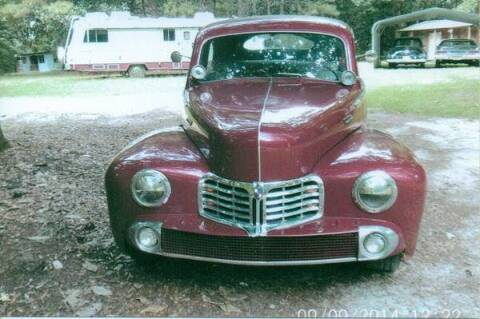 1947 Lincoln Deluxe Coupe for sale at Haggle Me Classics in Hobart IN