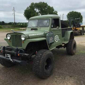 1951 Jeep Willies for sale at Haggle Me Classics in Hobart IN