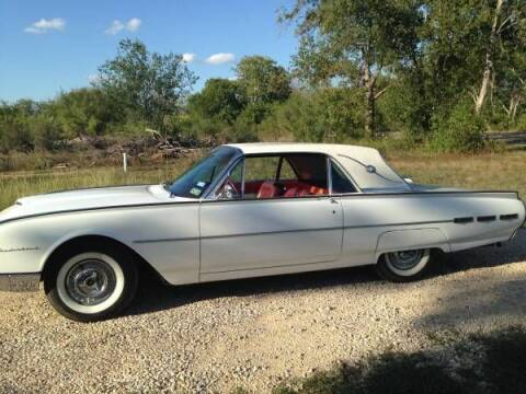 1962 Ford Thunderbird for sale at Haggle Me Classics in Hobart IN