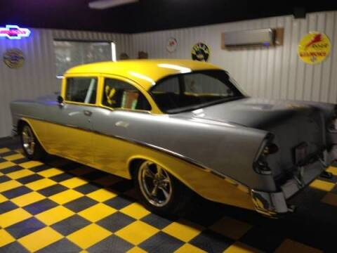 1956 Chevrolet Bel Air for sale at Haggle Me Classics in Hobart IN