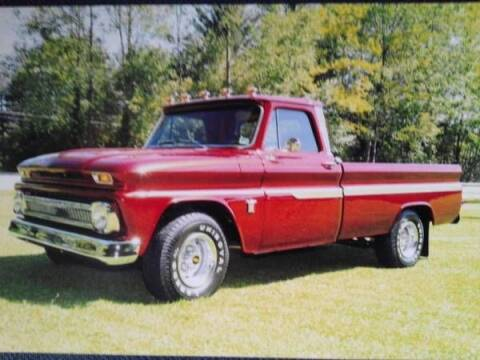 1964 Chevrolet C/K 20 Series for sale at Haggle Me Classics in Hobart IN