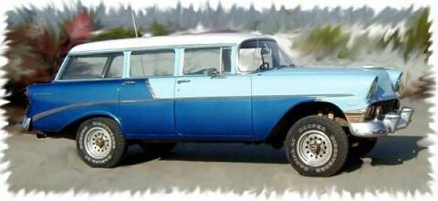 1956 Chevrolet 210 for sale at Haggle Me Classics in Hobart IN