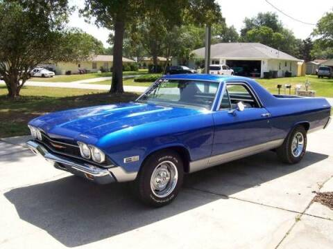 1968 Chevrolet El Camino for sale at Haggle Me Classics in Hobart IN