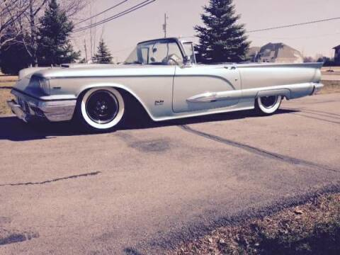 1959 Ford Thunderbird for sale at Haggle Me Classics in Hobart IN