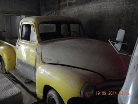 1951 Chevrolet C/K 20 Series for sale at Haggle Me Classics in Hobart IN
