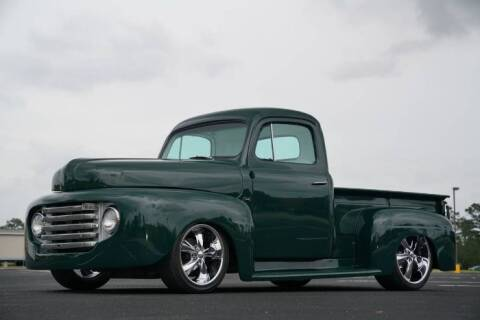 1949 Ford F-100 for sale at Haggle Me Classics in Hobart IN