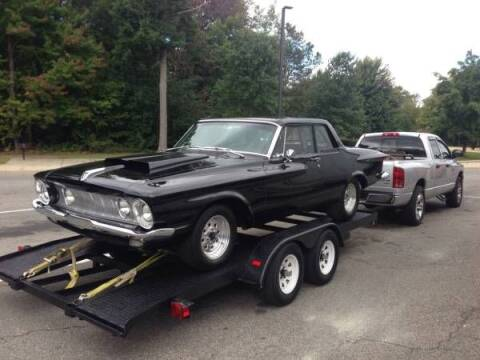 1962 Plymouth Savoy for sale at Haggle Me Classics in Hobart IN