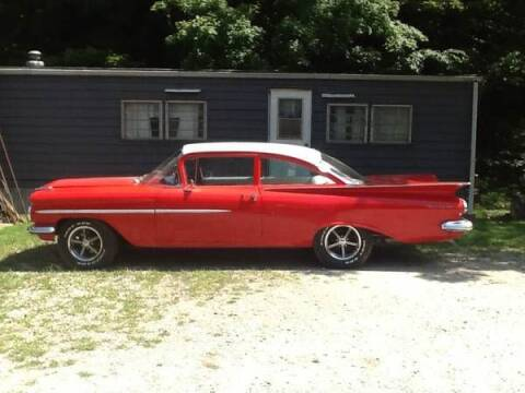 1959 Chevrolet Biscayne for sale at Haggle Me Classics in Hobart IN