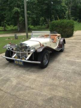 1929 Mercedes-Benz Roadster for sale at Haggle Me Classics in Hobart IN