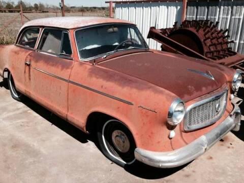 1959 AMC Rambler for sale at Haggle Me Classics in Hobart IN