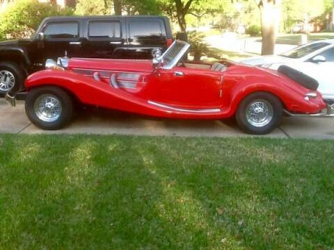 1934 Mercedes-Benz Roadster for sale at Haggle Me Classics in Hobart IN
