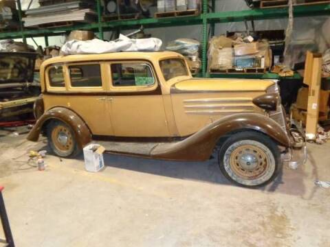1935 Nash Lafayette for sale at Haggle Me Classics in Hobart IN