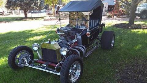 1928 Ford Model T for sale at Haggle Me Classics in Hobart IN