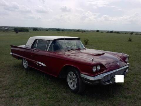 1958 Ford Thunderbird for sale at Haggle Me Classics in Hobart IN