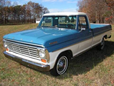 1967 Ford Ranger for sale at Haggle Me Classics in Hobart IN