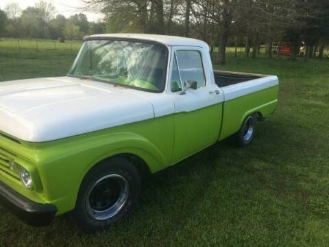 1961 Ford F-100 for sale at Haggle Me Classics in Hobart IN