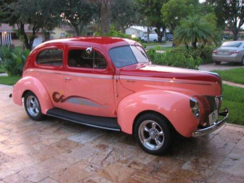 1940 Chevrolet 210 for sale at Haggle Me Classics in Hobart IN