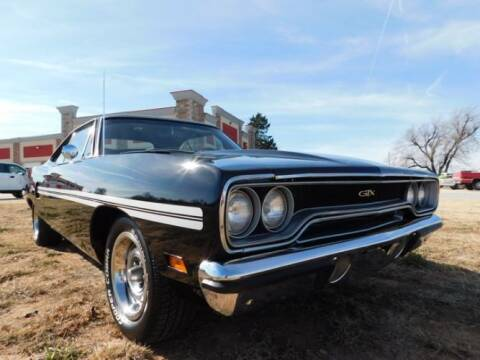 1970 Plymouth GTX for sale at Haggle Me Classics in Hobart IN