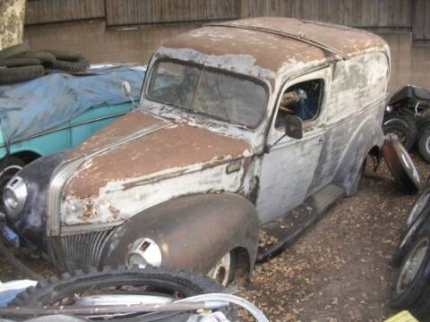 1941 Ford Panel Truck for sale at Haggle Me Classics in Hobart IN