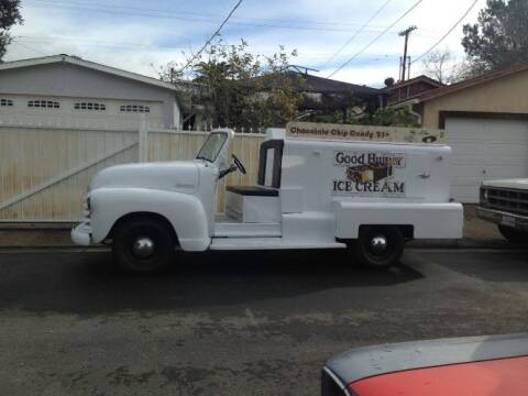 1953 Chevrolet Ice Cream Truck for sale at Haggle Me Classics in Hobart IN