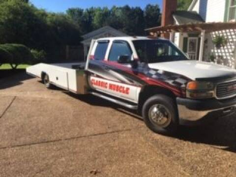 2001 GMC C/K 3500 Series for sale at Haggle Me Classics in Hobart IN