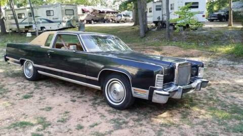 1978 Lincoln Continental for sale at Haggle Me Classics in Hobart IN