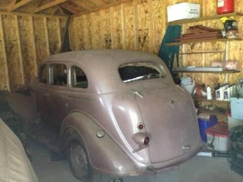 1936 Desoto Sedan for sale at Haggle Me Classics in Hobart IN
