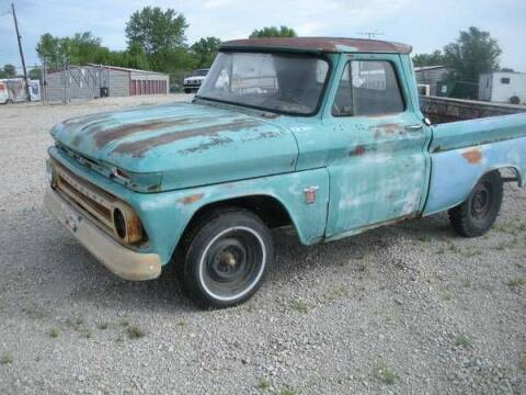 1966 Chevrolet C/K 1500 Series for sale at Haggle Me Classics in Hobart IN