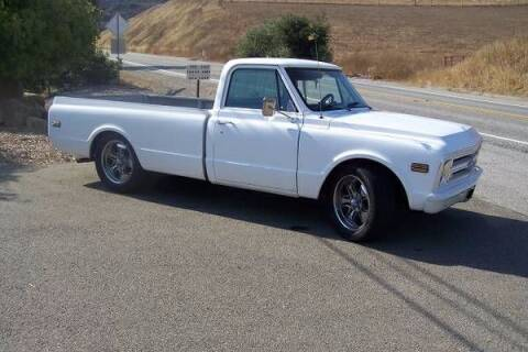 1968 Chevrolet C/K 10 Series for sale at Haggle Me Classics in Hobart IN