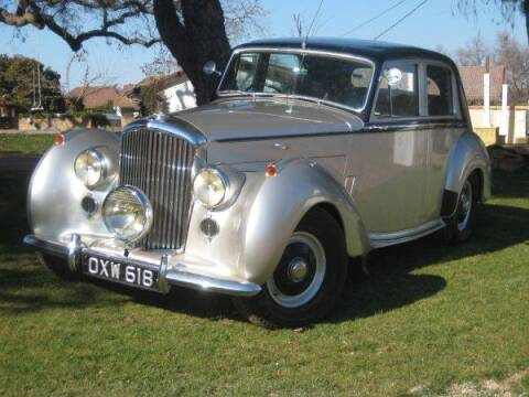 1954 Bentley R Series for sale at Haggle Me Classics in Hobart IN