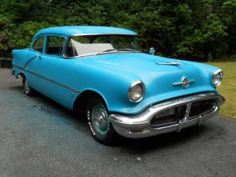 1956 Oldsmobile Eighty-Eight for sale at Haggle Me Classics in Hobart IN