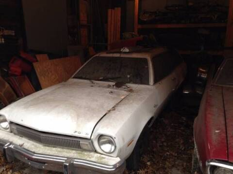 1975 Ford Pinto for sale at Haggle Me Classics in Hobart IN