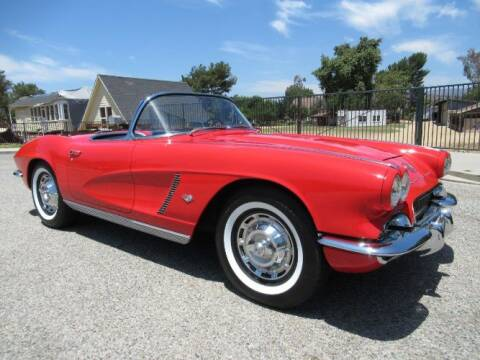 1962 Chevrolet Corvette for sale at Haggle Me Classics in Hobart IN