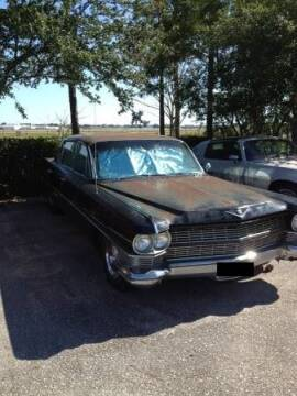 1964 Cadillac DeVille for sale at Haggle Me Classics in Hobart IN