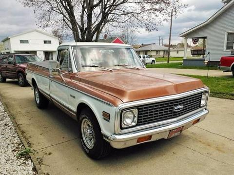 1972 Chevrolet C/K 20 Series