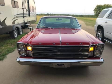 1966 Ford Galaxie for sale at Haggle Me Classics in Hobart IN