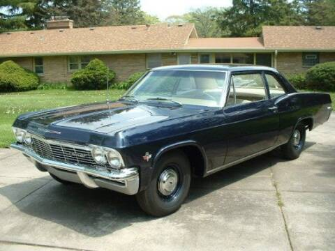 1965 Chevrolet Biscayne for sale at Haggle Me Classics in Hobart IN