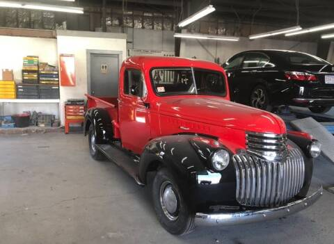 1946 Chevrolet C/K 20 Series for sale at Haggle Me Classics in Hobart IN